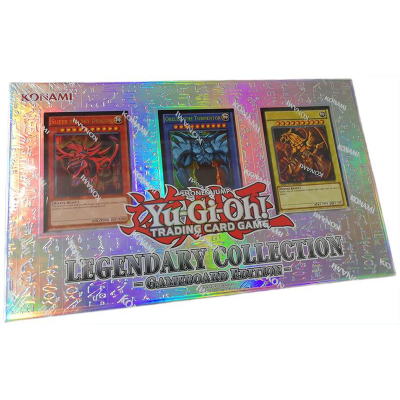 YGO - Legendary Collection, English