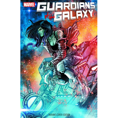 Guardians of the Galaxy (All New 2016) 6: Zurück im All, Variant (222)