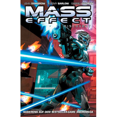 Mass Effect 8: Discovery