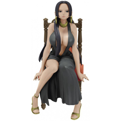 One Piece Girly Girls Figur Boa Hancock 12 cm