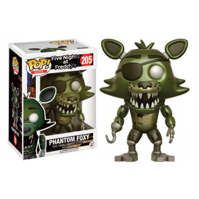 Five Nights at Freddys POP! Games Vinyl Figure Phantom...