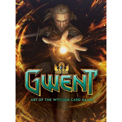 The Witcher Art Book The Art of the Witcher: Gwent...