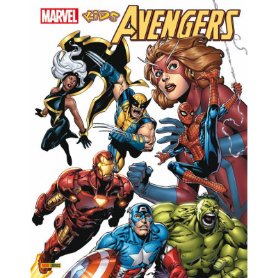 Avengers (Marvel Kids Comic) 3