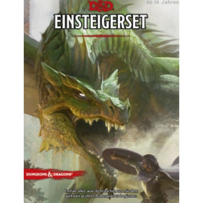 Dungeons & Dragons - Einsteigerbox, Deutsch