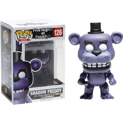 Five Nights at Freddys POP! Games Vinyl Figure Shadow...