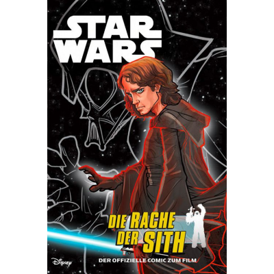 Star Wars Junior Graphic Novel 3: Episode III: Die Rache der Sith