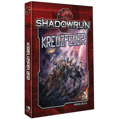 Shadowrun 5: Kreuzfeuer (Softcover)