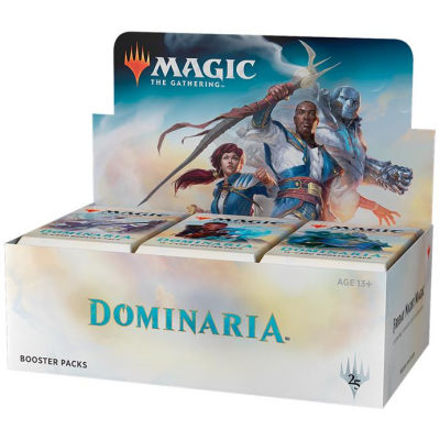 MTG - Dominaria Booster Display, English