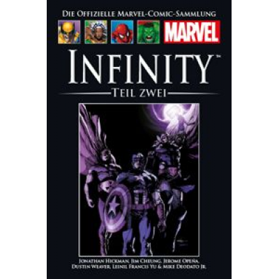 Hachette Marvel Collection 133: Infinity, Teil 2