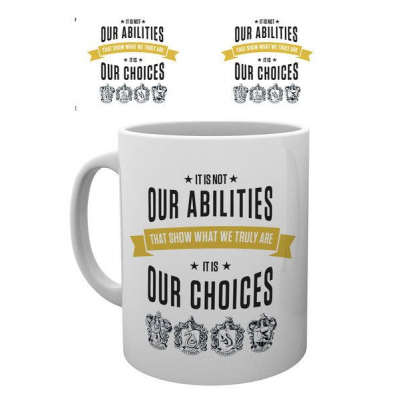Harry Potter Tasse Abilities