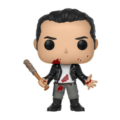 Walking Dead POP! Television Vinyl Figure Negan (Clean...