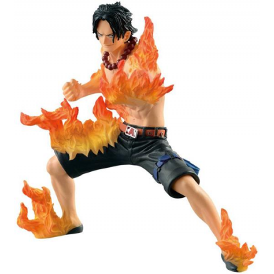 One Piece Abiliators Figur Portgas D. Ace 16 cm