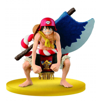 One Piece Film Gold SCultures Figur Big Zoukeio Special...