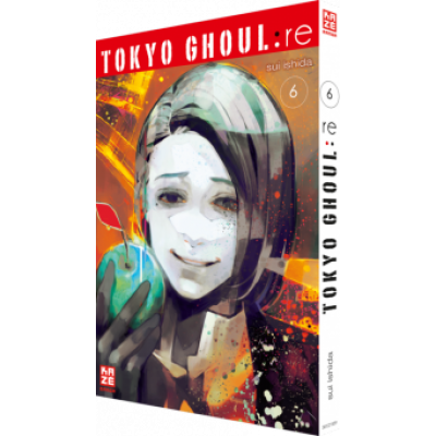 Tokyo Ghoul:re - Band 06