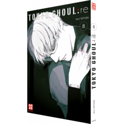 Tokyo Ghoul:re - Band 08