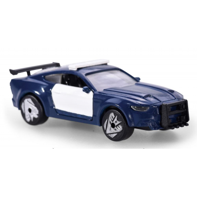 Transformers The Last Knight Diecast Modell 1/64 Barricade