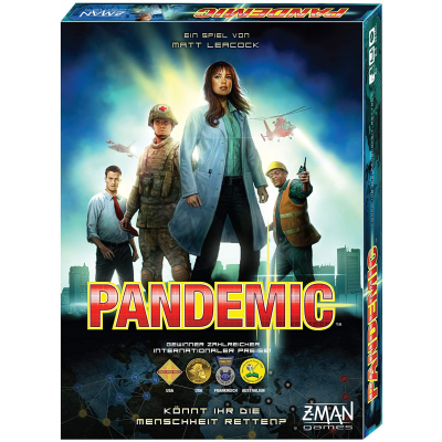 Pandemic, German