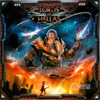 Lords of Hellas, German (mit exklusiver Miniatur!)