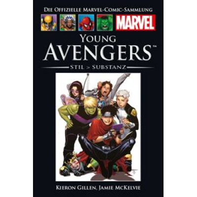 Hachette Marvel Collection 135: Young Avengers: Still > Substanz