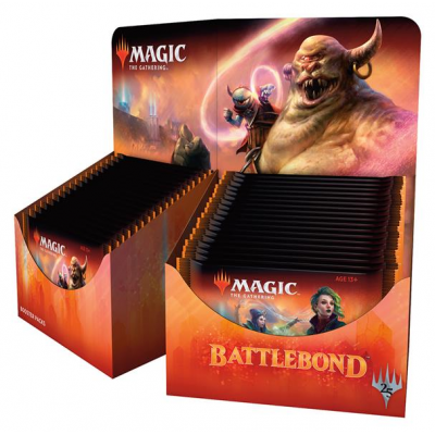 MTG - Battlebond Booster Display, English