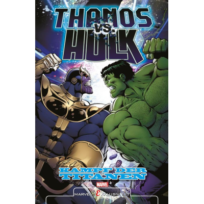 Marvel Exklusiv 117: Thanos vs. Hulk