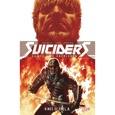 Suiciders 2 (von 2): Kings of Hell. A.