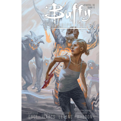 Buffy (Staffel 10) 05: In Scherben am Boden