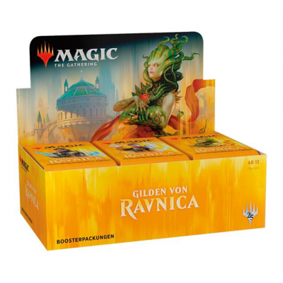 MTG - Guilds of Ravnica Booster Display, German