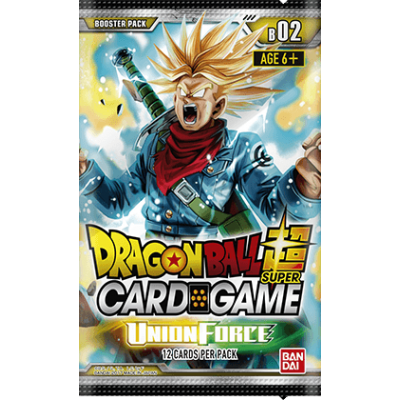 Dragon Ball Super Card Game - Union Force Booster Pack,...