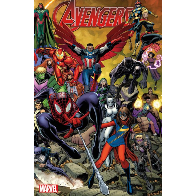 Avengers (All New 2016) 30, Variant (777) Comic Action 2018