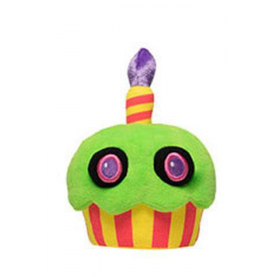 Five Nights at Freddys Plush Figure Neon Cupcake 15 cm