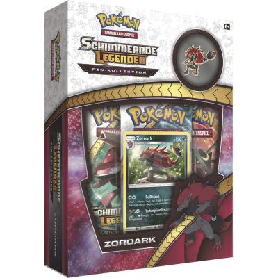 PKM - SM03.5 Zoroark Pin Box, Deutsch