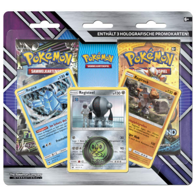PKM - Enhanced 2-Pack Blister #02, Deutsch