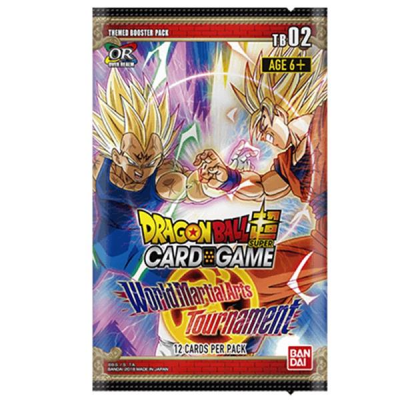 Dragon Ball Super Card Game - World Martial Arts...