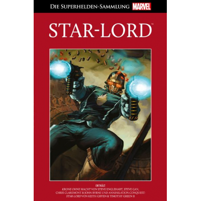 Hachette Rote Marvel Collection 44: Star-Lord
