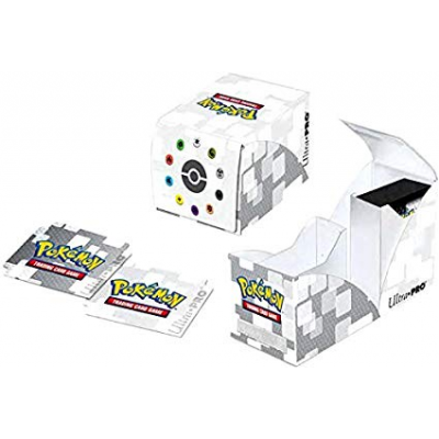 Pokemon Black & White PRO-Dual Deck Box