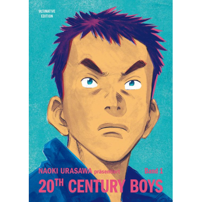 20th Century Boys: Ultimative Edition 1 (Überformat)