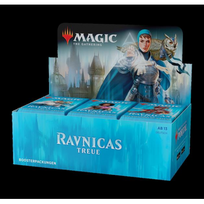 MTG - Ravnicas Alliance Booster Display, German