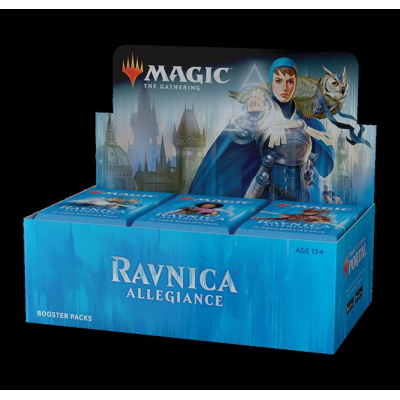 MTG - Ravnicas Alliance Booster Display, English