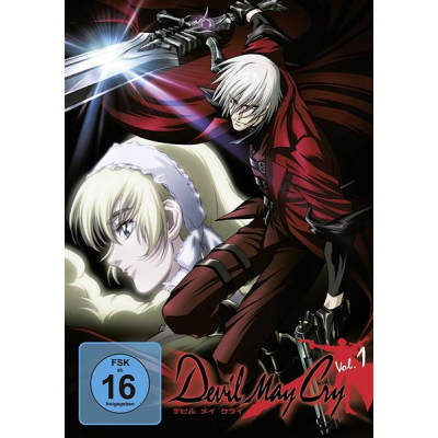 Devil May Cry - Vol. 1 DVD