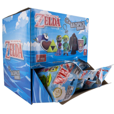The Legend of Zelda Backpack Buddies Mystery Bag