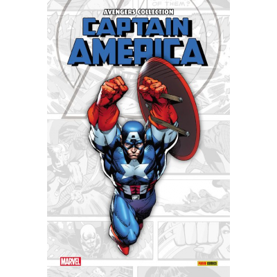 Avengers Collection 2/6: Captain America