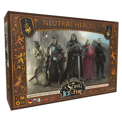 A Song of Ice & Fire - Neutral Heroes 1 (Neutrale Helden...