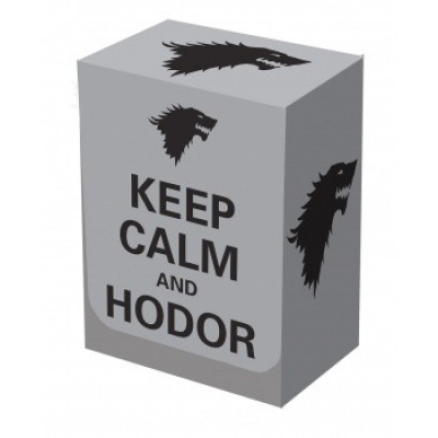 Legion - Deckbox - Keep Calm & Hodor