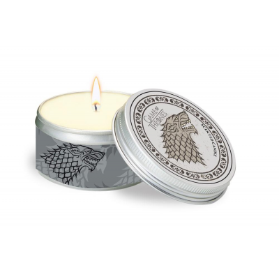 Game of Thrones Tin Candle House Stark (5,6 oz. / 165 ml)