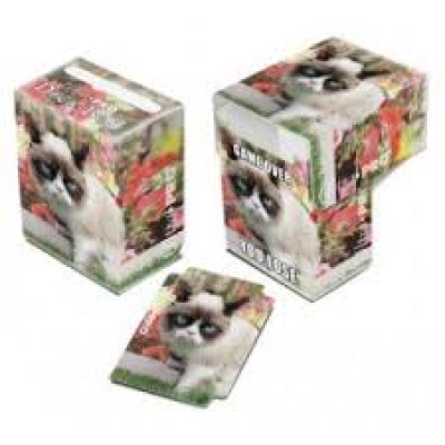 UP - Full-View Deck Box - Grumpy Cat Flowers