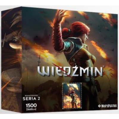 Heroes of the Witcher Series 2 Puzzle 58x85 cm - TRISS...