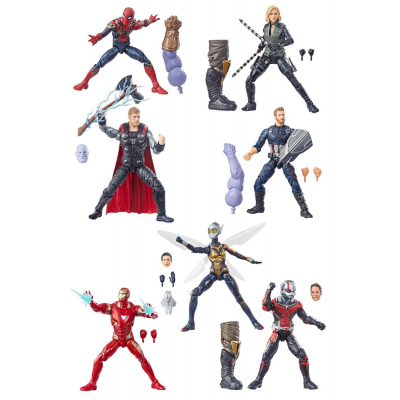 Marvel Legends Series Action Figures 15 cm 2019 Best Of