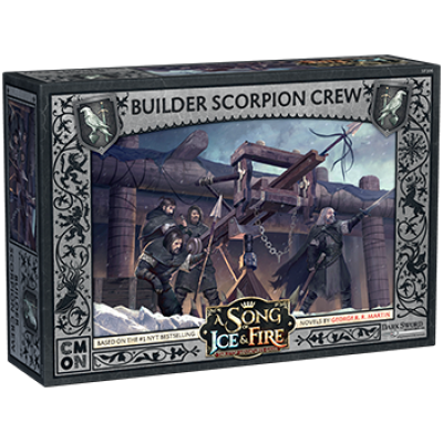 A Song of Ice & Fire - Builder Scorpion Crew...
