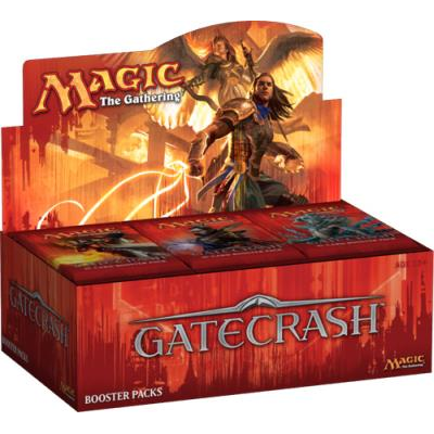 MTG - Gatecrash Booster Display, English